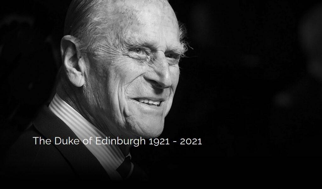 Queen Elizabeth Announces The Death of Prince Philip, The ...