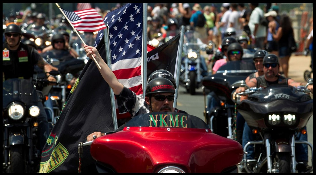 Biden Administration Deny Parking Permit for Rolling Thunder Patriots, Ending 32-Year Tradition - The Last Refuge